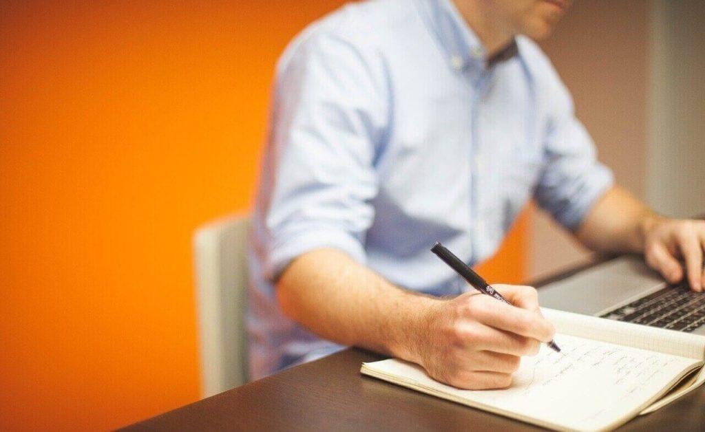 中小企業診断士1次試験2日目当日:早朝(出発前の自宅にて)