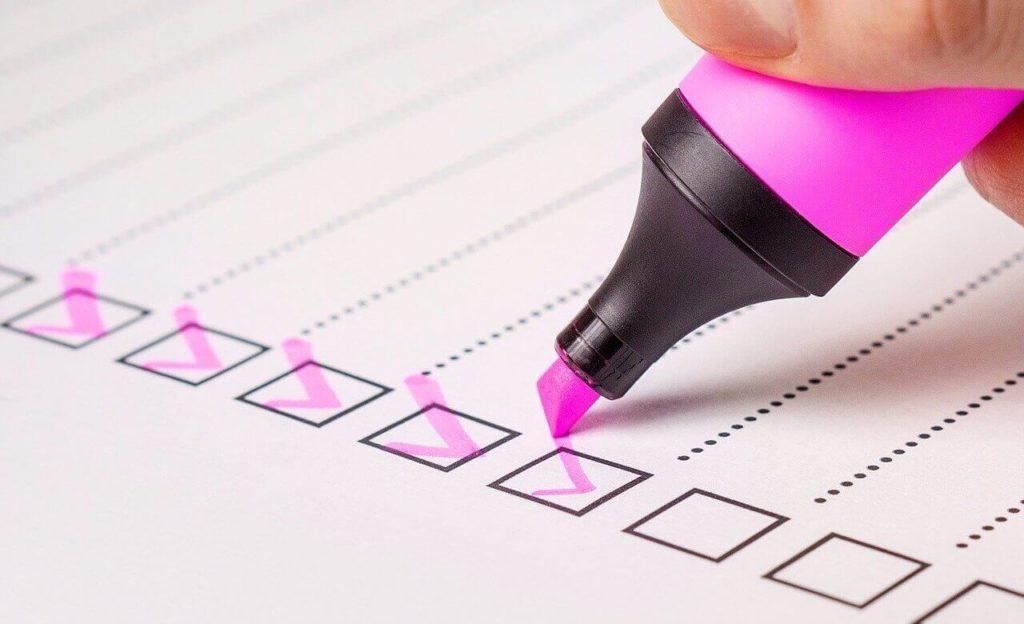 中小企業診断士2次試験 受験後の3つの実施事項